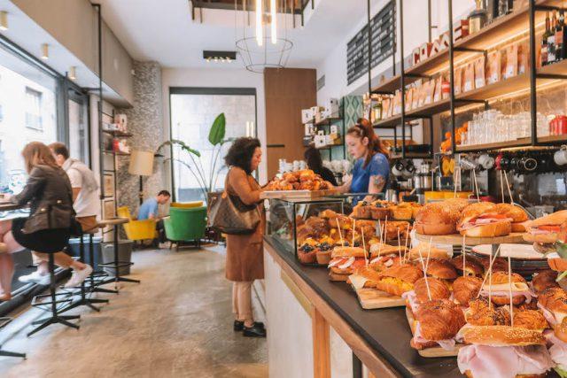 Ditta Artigianale Cafe Florence