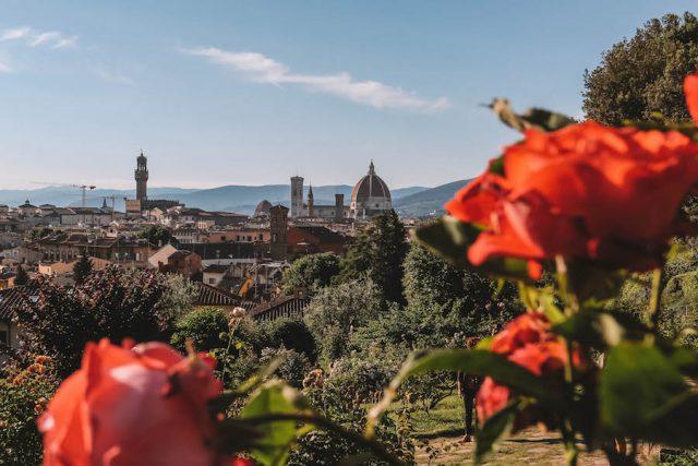 Rose Garden Florence attracties
