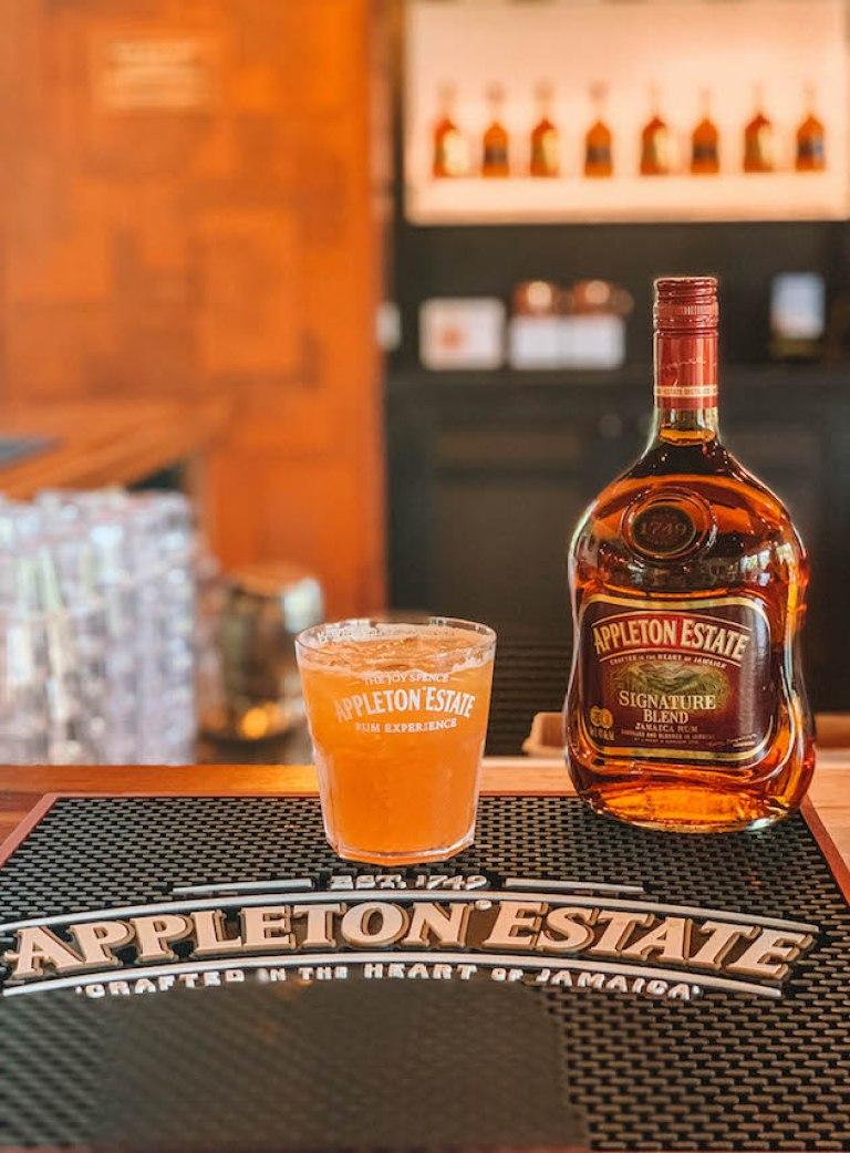 Jamaica bezienswaardigheden Appleton Estate Rum