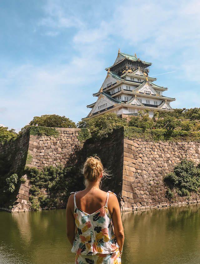 Kasteel van Osaka attracties