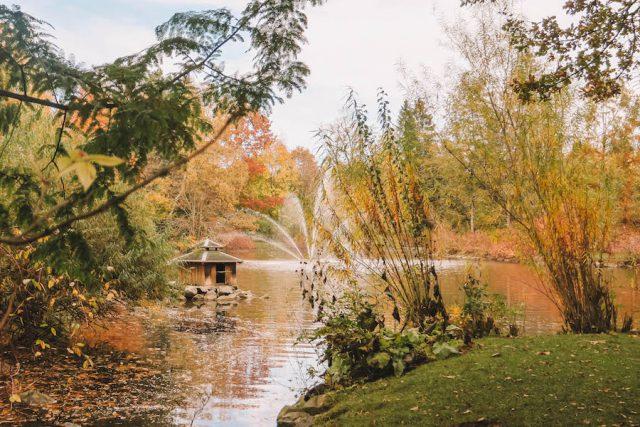 Bad Woerishofen spa park meer