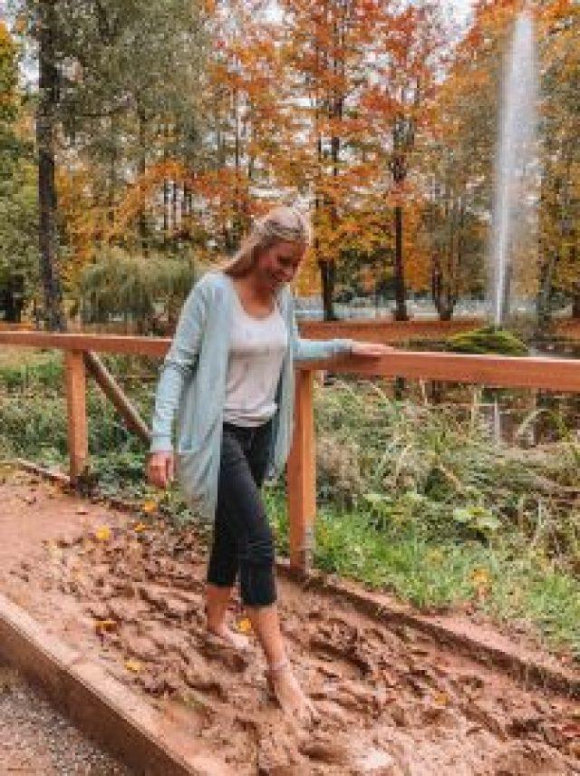 Bad Woerishofen loopt op blote voeten