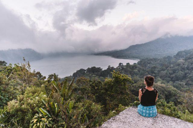 Bali attracties Munduk twin meren