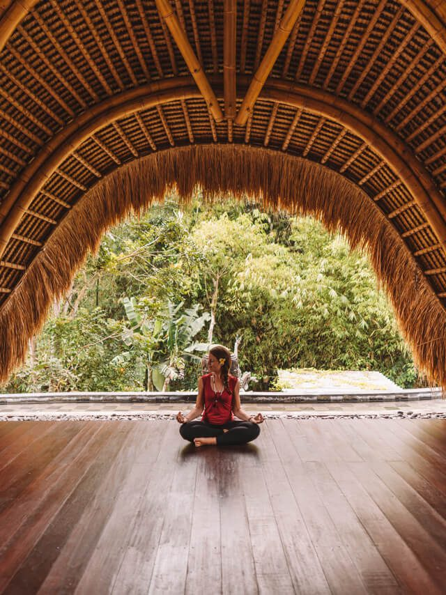 Bali Attracties Ubud Yoga Shala