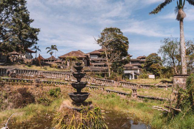 Munduk Bali Ghost Hotel