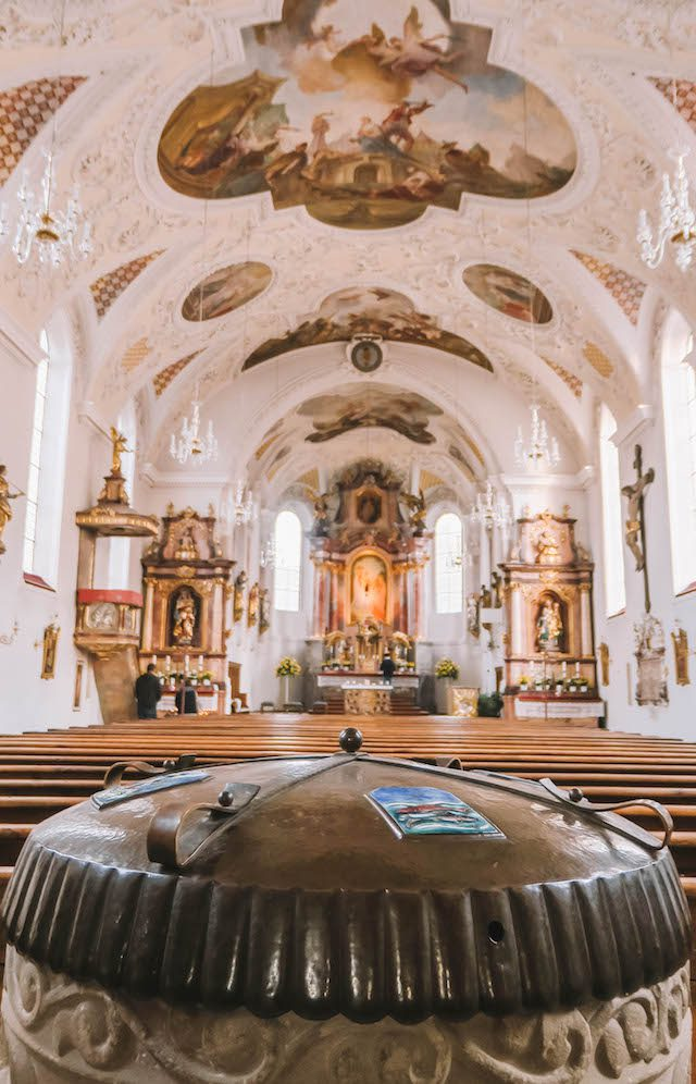 St. Justina Bad Woerishofen