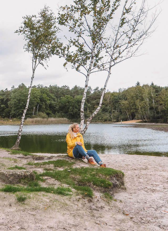 Wandelen De Meinweg Nationaal Park