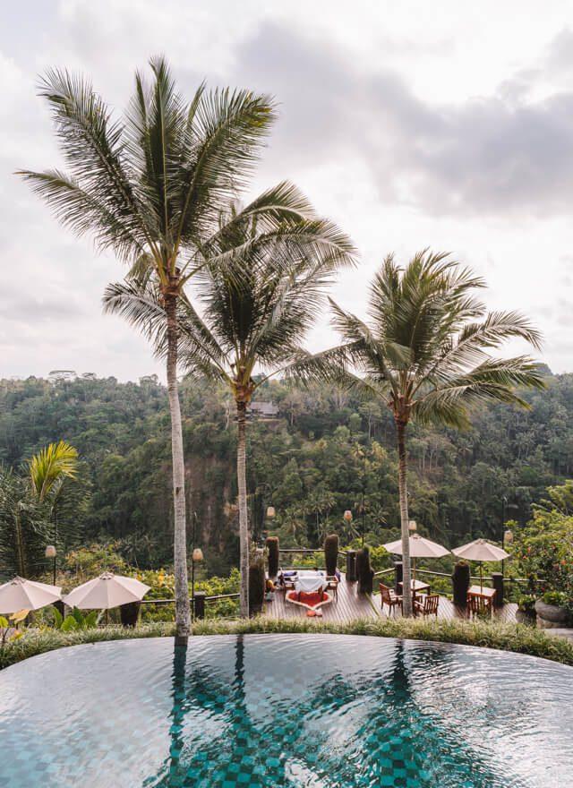 Watu Kurung zwembad