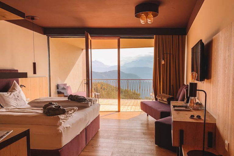 Hotel Belvedere Jenesien Amira Suite