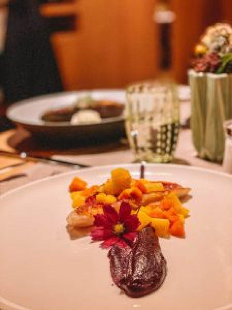 Hotel Belvedere Jenesien Diner