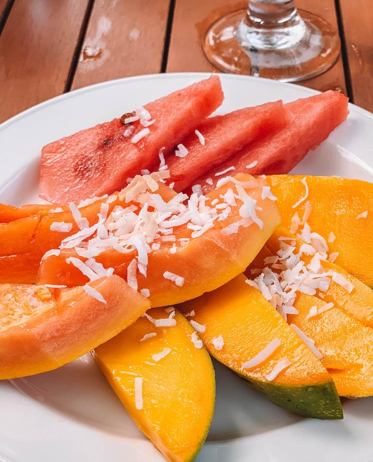Caribische keuken fruit