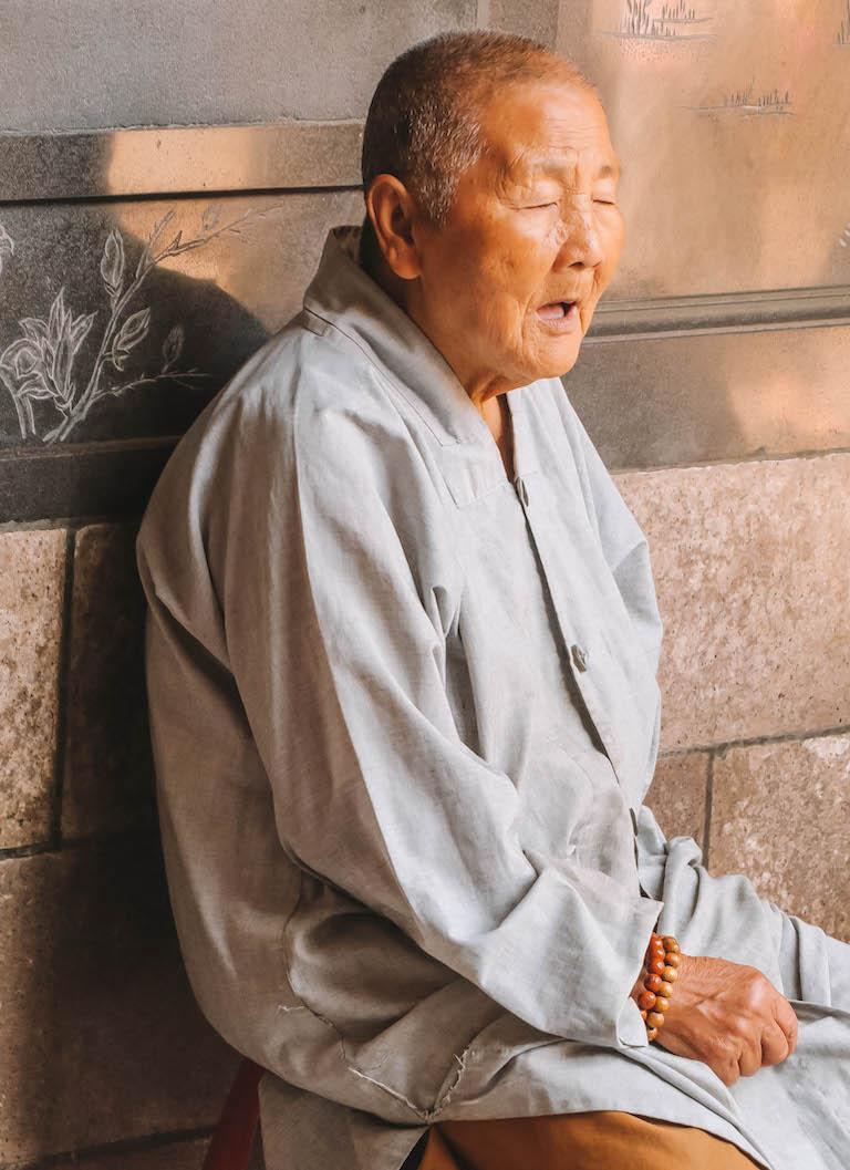 Longshan-tempel Taipei
