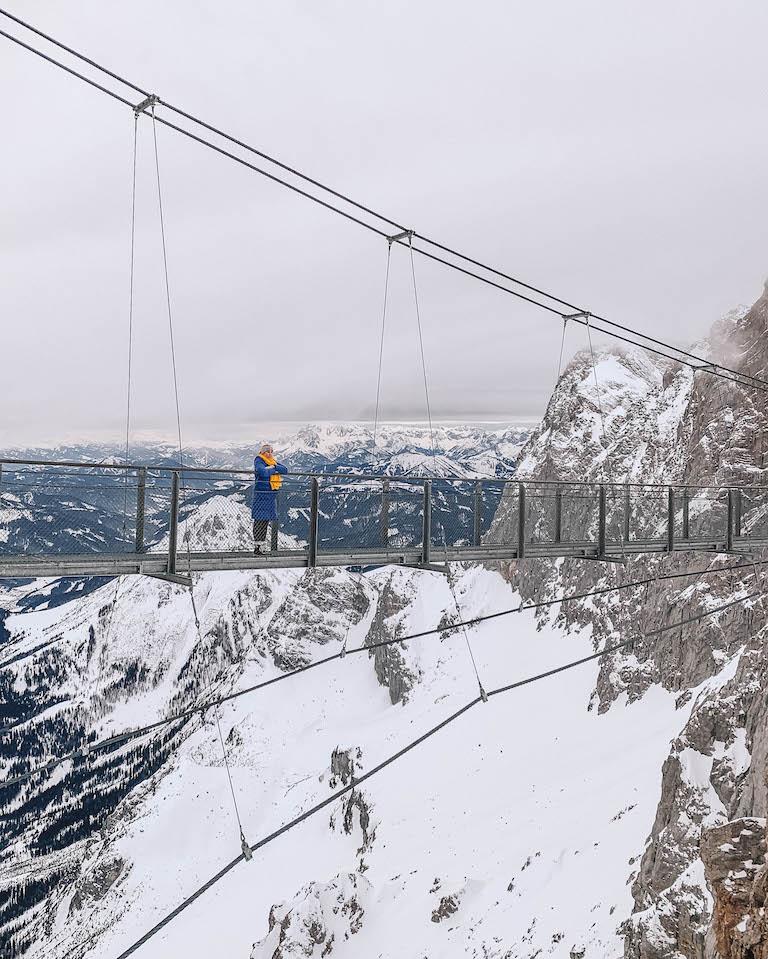 Dachstein hangbrug