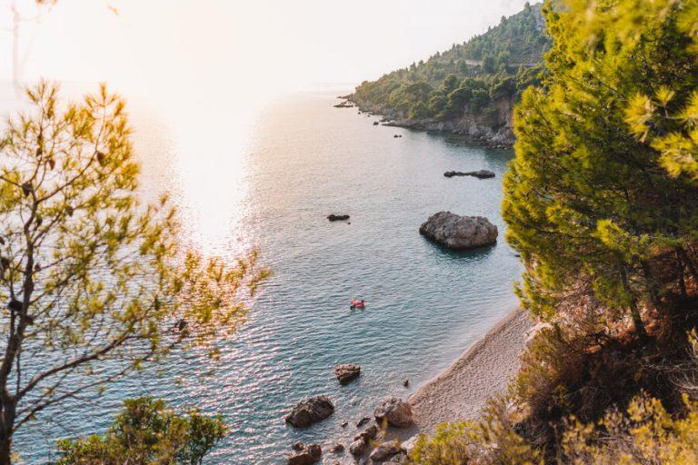 Grdni Do Zuljana Peljesac Kroatië