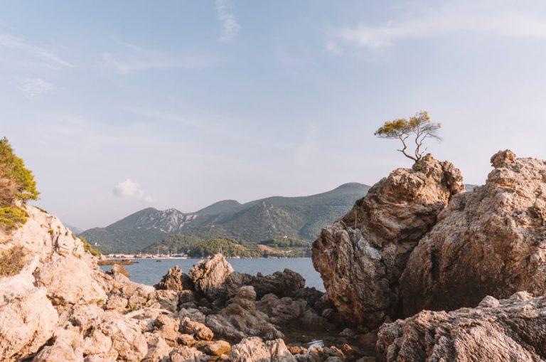 Grdni do Zuljana Peljesac-strand