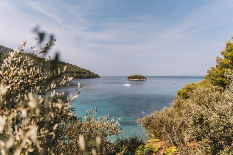 Peljesac-schiereiland Kroatië Dalmatië