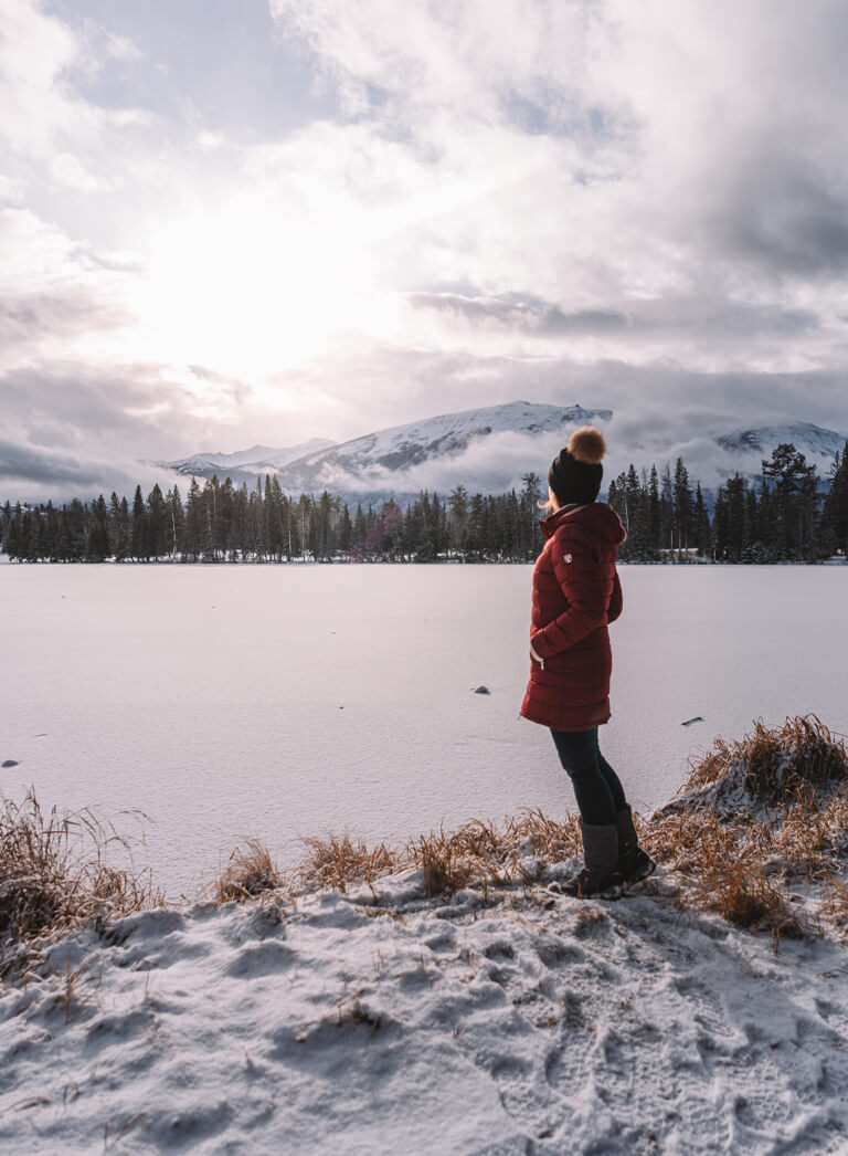 Canada Alberta Jasper