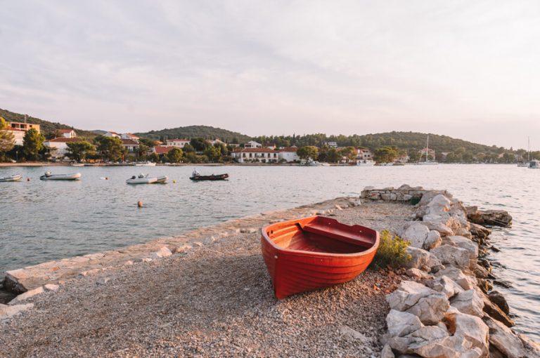 Loviste Peljesac Kroatië