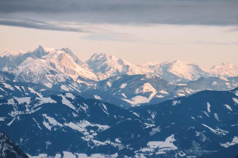 Ramsau am Dachstein-panorama