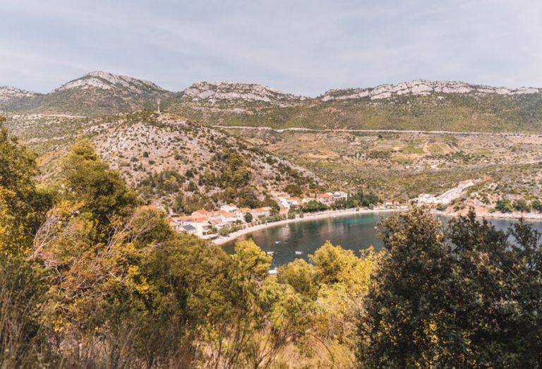 Trstenik Peljesac Kroatië