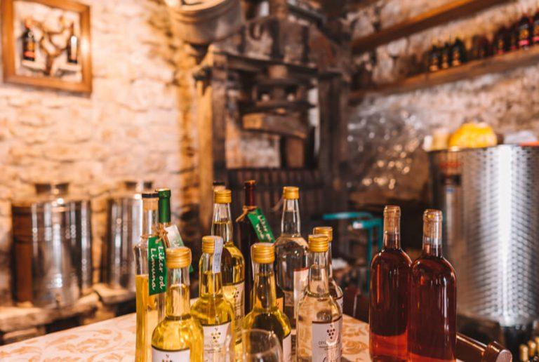 Vinarija Tomasevic wijnmakerij