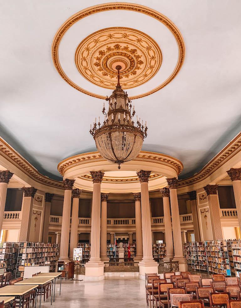 Sancti Spiritus bibliotheek