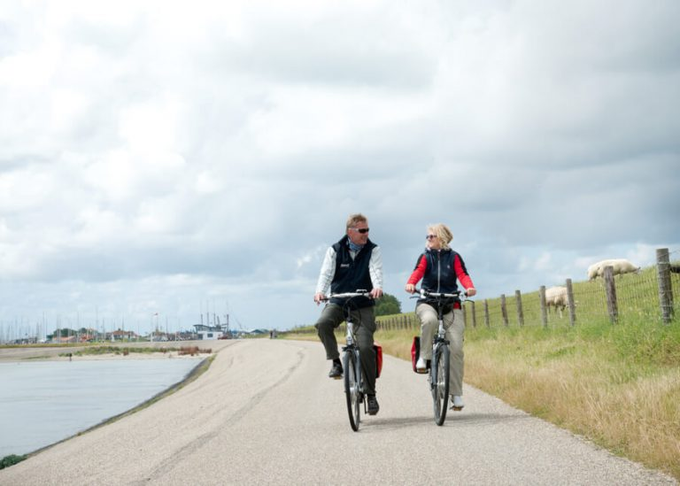 Boot en fiets Holland