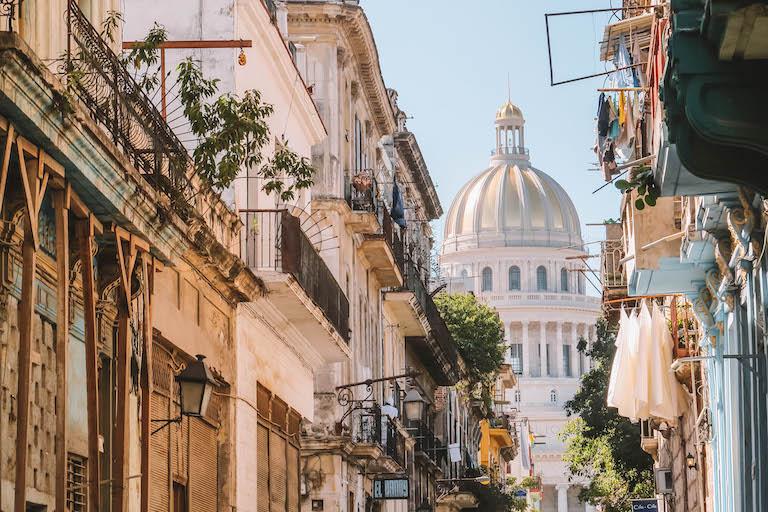 Havana attracties Capitol