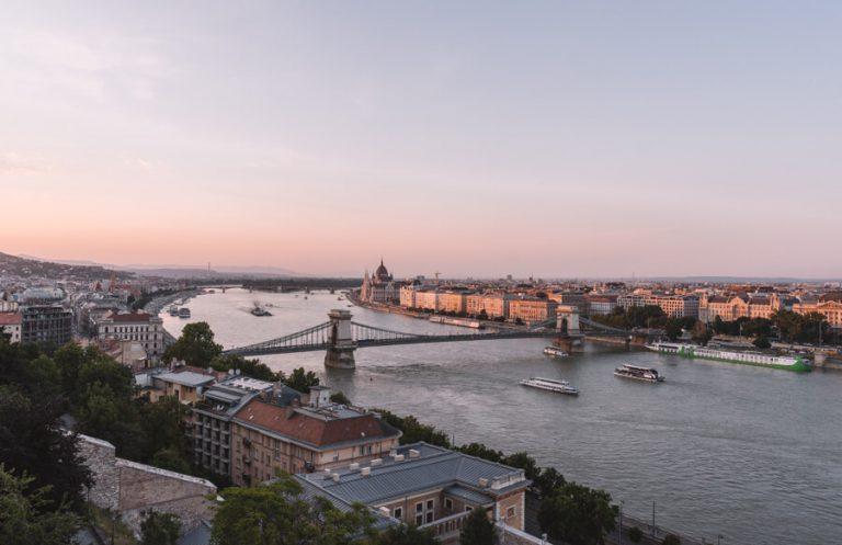 Budapest bezienswaardigheden kasteel paleis uitzicht