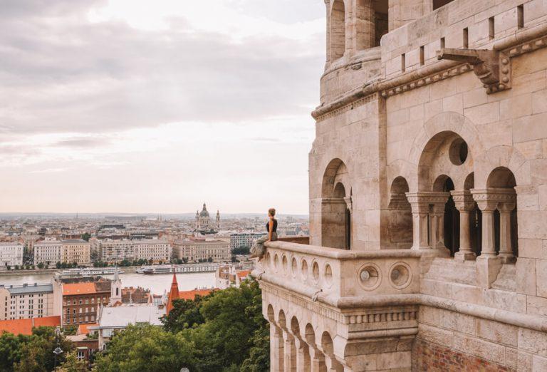 Attracties in Boedapest Fischer Bastei