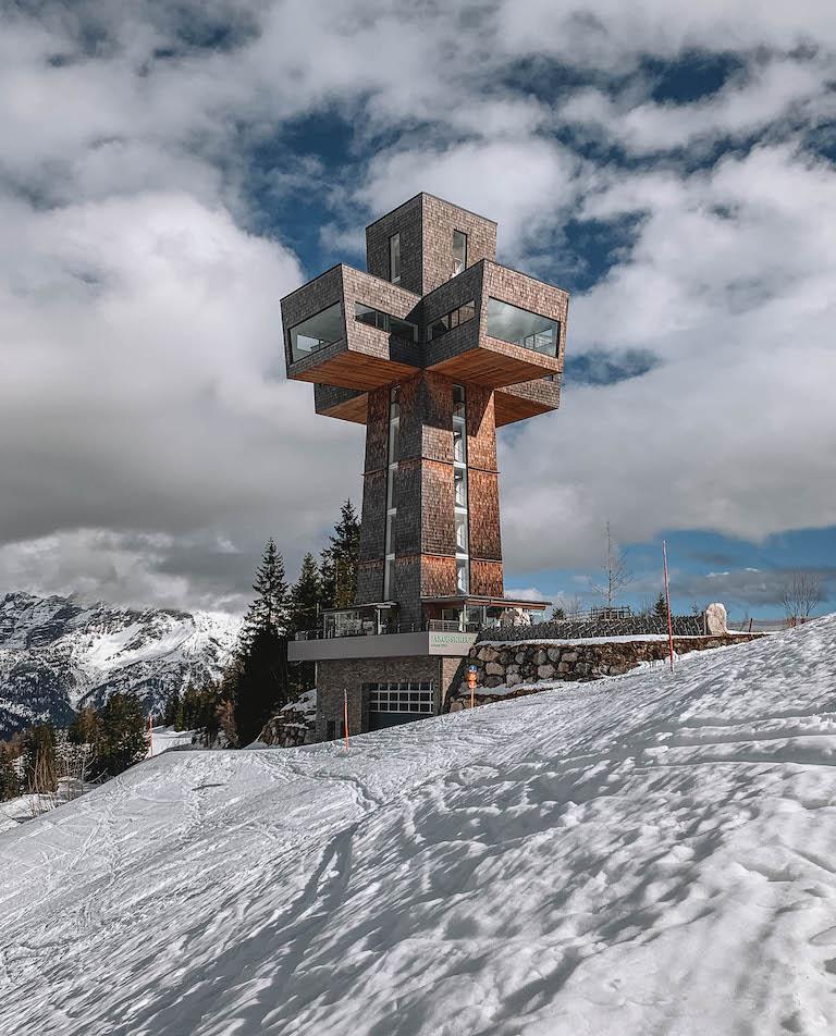 Kitzbüheler Alpen Jakobskreuz Buchensteinwand