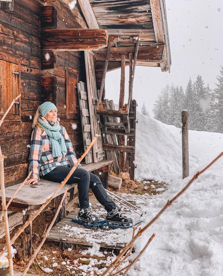 Sneeuwschoenwandeling Kitzbüheler Alpen