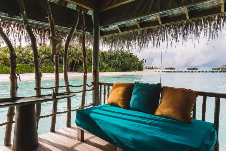 Maldiven Gili Lankanfushi-eilanden