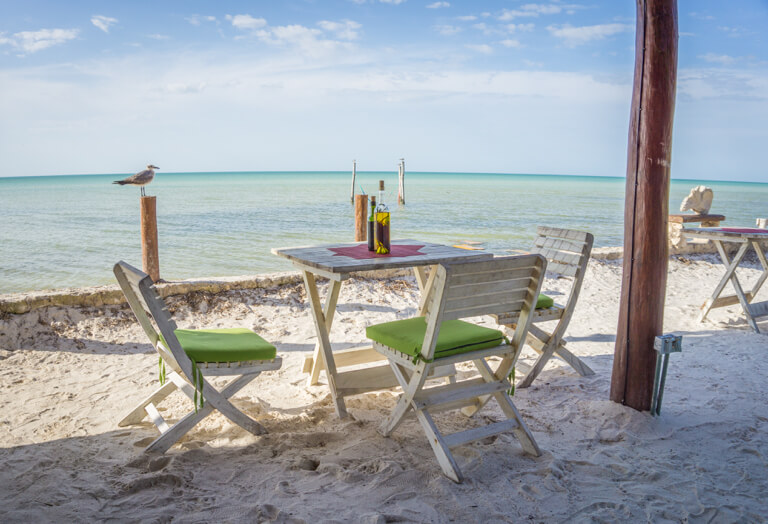 Playa Holbox Cafe