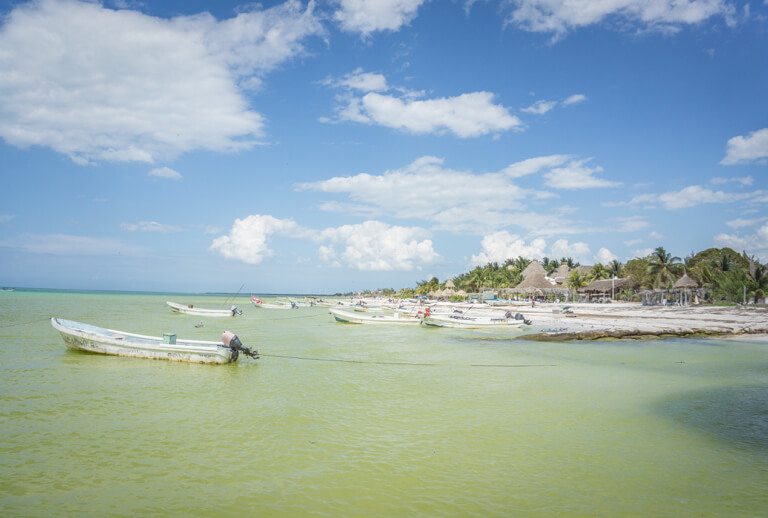 Playa Holbox Island Mexico