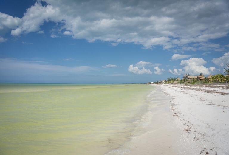 Playa Holbox Mexico strand