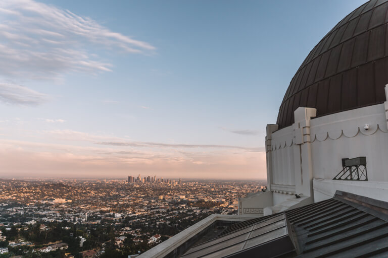 Attracties in Los Angeles Griffith Observatory Planetarium