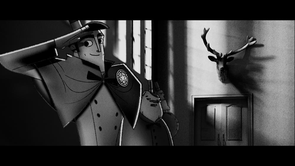 第22屆台北電影獎最佳動畫片《大冒險鐵路》