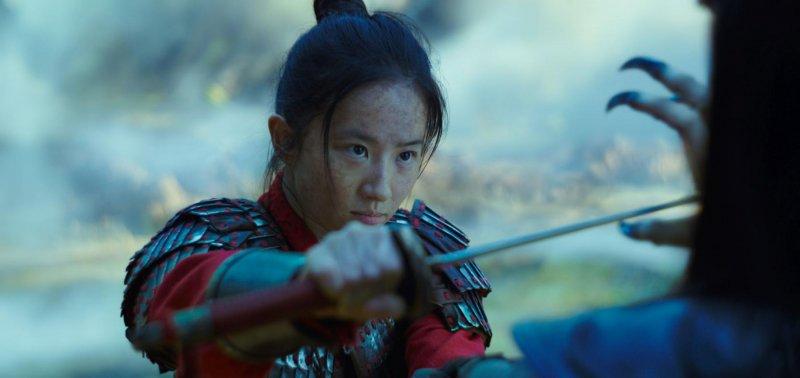 《花木蘭》花軍對戰女巫