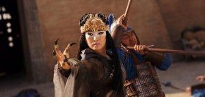 《花木蘭》鞏俐飾演的女巫