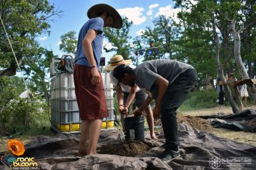 Permaculture station