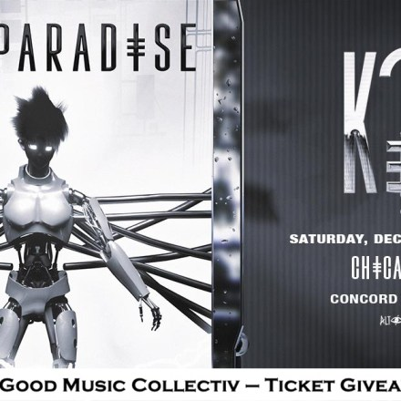 K?d in Chicago 12/8 [GIVEAWAY]