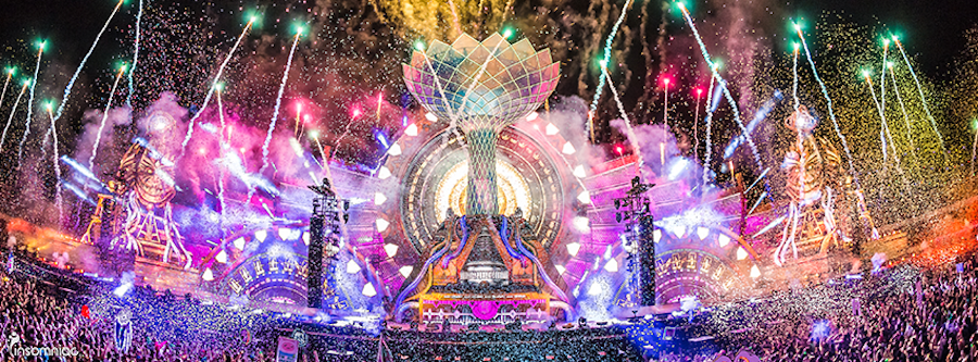 Music Through Music: EDC Las Vegas and its Unique Lineup Reveal Tradition