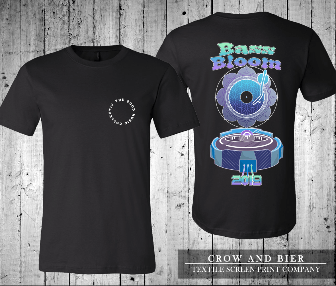 Bass Bloom T-Shirts *ON SALE NOW*