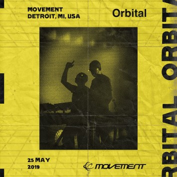 Movement Electronic Music Festival Series: Orbital [INTERVIEW]