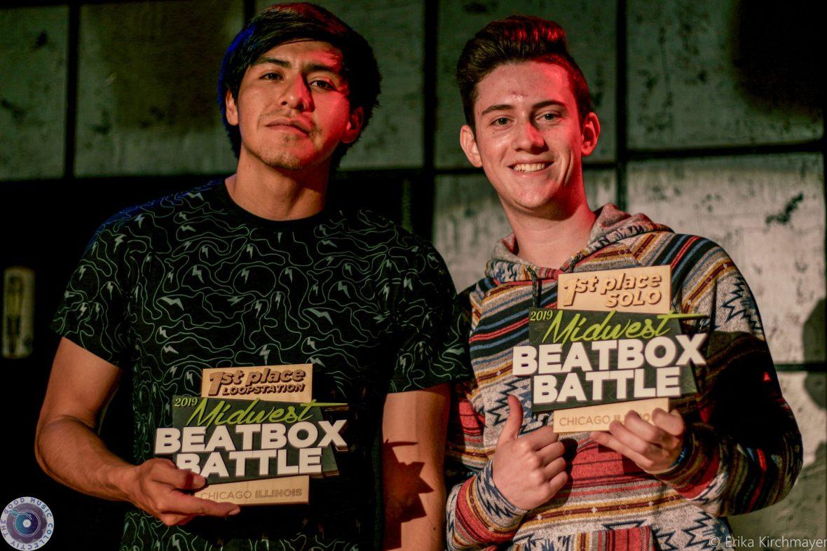 Midwest Beatbox Battle 2019 [PHOTOS]