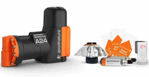 a24 counter kit from Goodnature UK