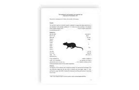 a24 rat trap humane evaluation document