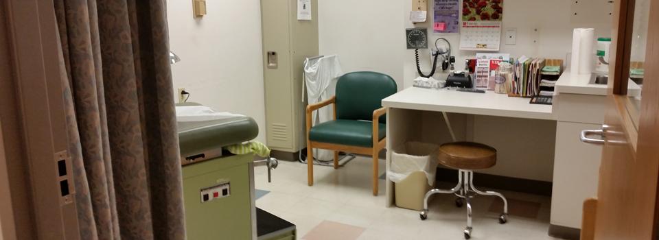 GNC Clinic Room