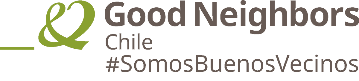 Logo Good Neighbors Chile #SomosBuenosVecinos